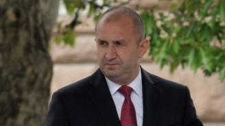 Румен Радев поздрави Стево Пендаровски за победата му на президентските избори в Северна Македония