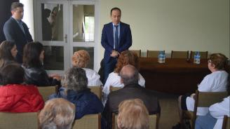 Андрей Ковачев: Най-сериозната инвестиция в българската бърза помощ е благодарение на европейската солидарност