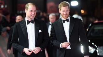 Принц Уилям: С голямо удоволствие посрещам брат си в общността на лишените от сън, каквито са родителите
