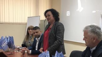 Ивелина Василева ще работи в ЕП за  стратегия за развитие на Черноморския регион