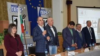 Цветанов във Видин: Европейските избори засягат всеки един регион, община и човек