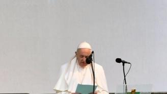 Папа Франциск след визитите в  България и Македония: Благодаря на господ за енергията, която ми дава