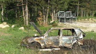 12 ранени при катастрофи в страната през изминалото денонощие