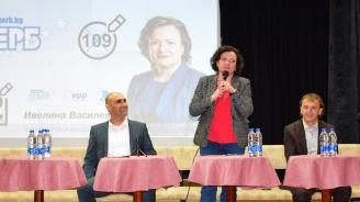 Ивелина Василева в Обзор: Ще работя за европейска Черноморска стратегия, която да развива региона