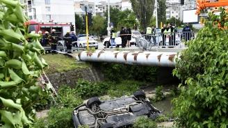 Оперираха най-тежко пострадалото момиче от катастрофата в София