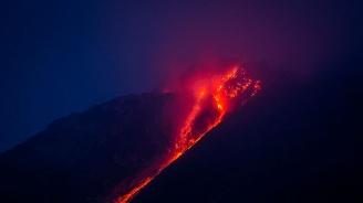 Японският вулкан Асо изригна oтново