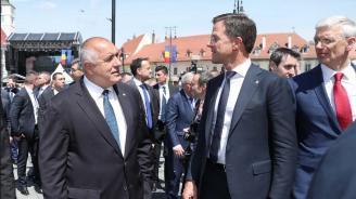 Борисов в Сибиу: Само една обединена и силна Европа може да гарантира мира и справедливостта