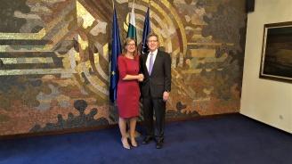 България и САЩ обсъдиха възможности за подпомагане на православните общности по света