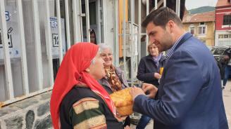 Андрей Новаков в Кочериново и Бобошево: Преборихме се за целево финансиране за най-бедните и слабо развити райони