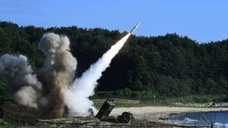 Северна Кореяосъществила военно учение за нанасяне на далечен удар