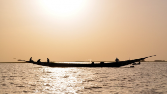 Река Нигер в Африка е била люлка на цивилизацията