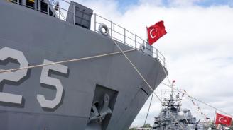Турция провежда военно учение край гръцки остров