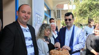 Асим Адемов в Черноочене: Управлението на ГЕРБ е пример за толерантност и подкрепа към всички български граждани