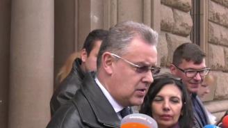 ЦИК: Борисов не е водил предизборна кампания