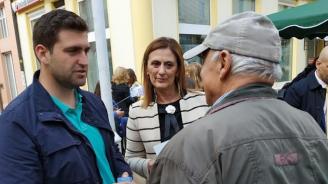 Андрей Новаков в Габрово: На Европа ѝ трябва фонд за малки проекти за развитие на селата