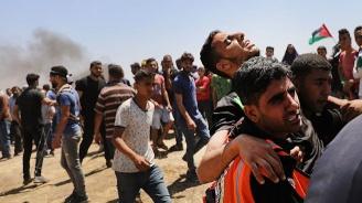 Израелските войници са убили палестинец при поредния протест на границата с Газа