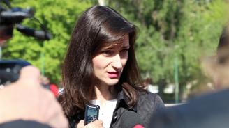 Мария Габриел: Ще работя за това образованието и културата да стоят високо в дневния ред на ЕС