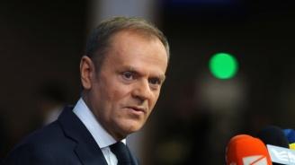 Доналд Туск: Има 20-30% вероятност Брекзит да бъде спрян