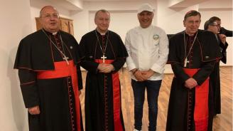 Гурме скандал: Оризът за папата скара готвачи