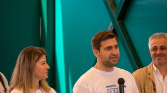 """Андрей Новаков се включи в  турнир по тенис на маса за купа """"Възраждане"""""""