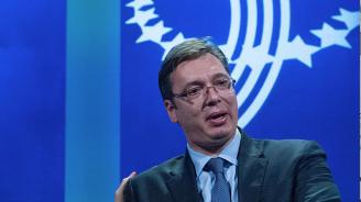 Вучич: Вярвам, че ще отклоним търканията в отношенията със Северна Македония