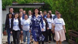 Йоана Йончева - Фильова: Важно е в Европейския парламент да има знаещи, можещи и отдадени на каузата България хора