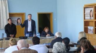 Д-р Иво Ралчовски: Целта ни е всяко населено място да усеща присъствието на Европа