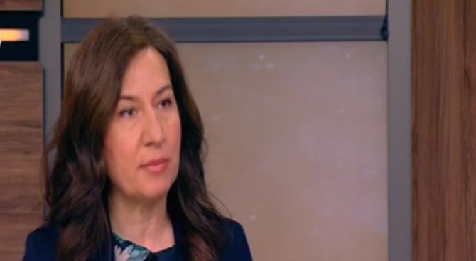 Съвсем нормално време за май месец, обяви синоптикът Анастасия Стойчева