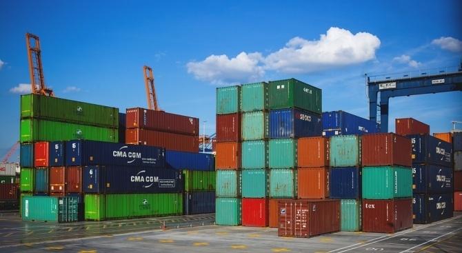 НСИ: Българският износ бележи ръст през първото тримесечие на годината