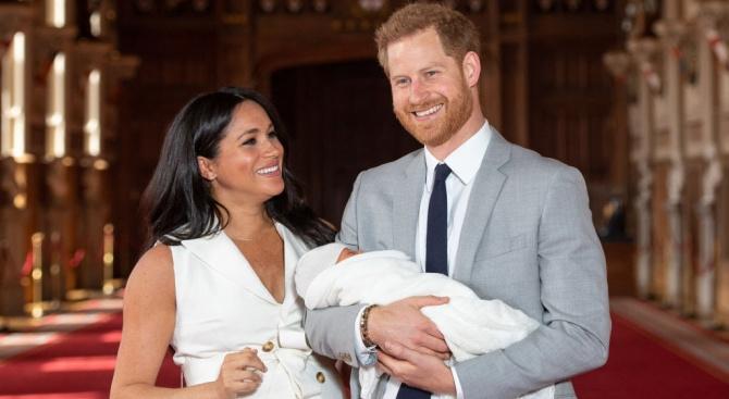 Disney пусна анимационен поздрав за новото кралско бебе