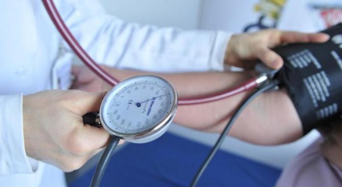 В Световния ден за борба с хипертонията специалисти от Военномедицинска