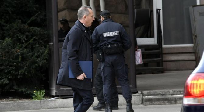 Председателят на ДАНС Димитър Георгиев обяви готовност за отговор в