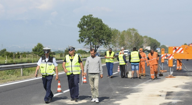 Близо 500 000 кв. метра земеделска земя ще бъде засегната при изграждането на магистрален път от Видин до Ботевград