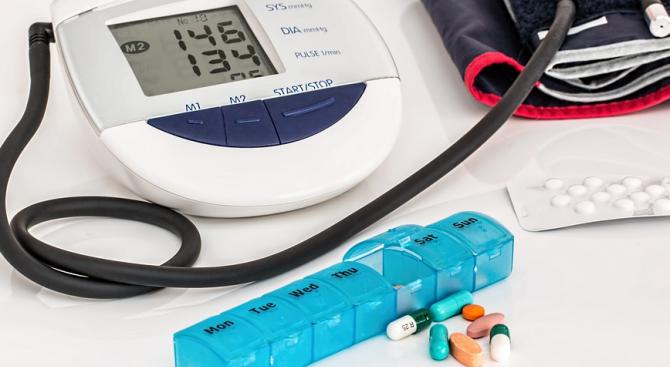 Високото кръвно налягане е един от най-мощните рискови фактори за