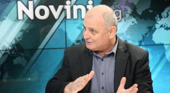 Проф. Николай Радулов: Пожарът със скандалите вече не може да бъде угасен