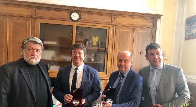 Председателят на Комисията по културата и медиите Вежди Рашидов се