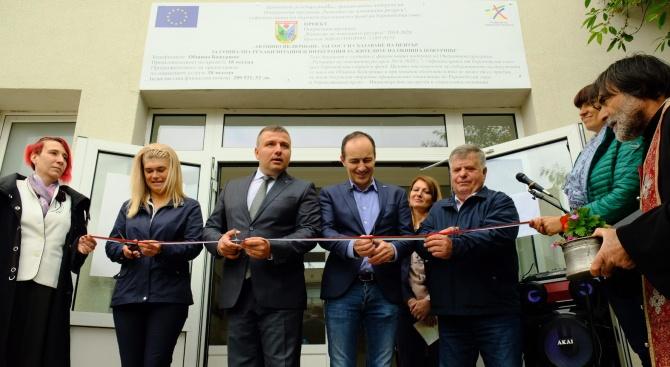 Андрей Ковачев присъства на откриването на Център за социална рехабилитация и интеграция в Божурище