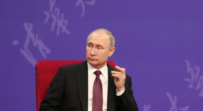 Руският президент Владимир Путин призова към помирение с противниците на
