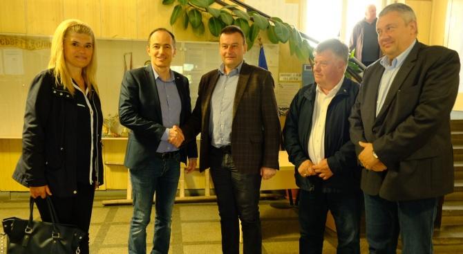 Андрей Ковачев: Само чрез конкурентноспособна икономика и създаване на нови работни места ще повишим жизнения стандарт в България