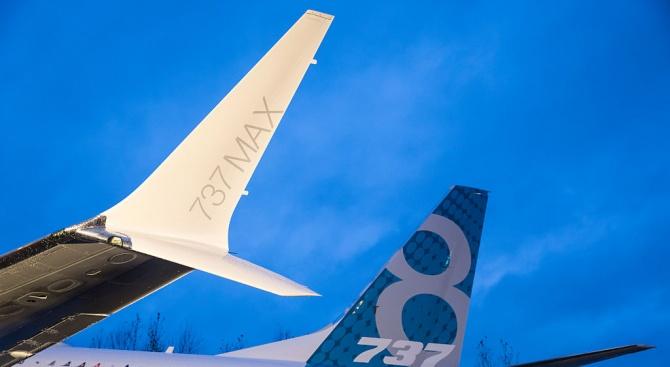 """След катастрофите: """"Боинг"""" е завършил софтуерния ъпдейт за 737 Макс"""