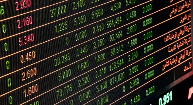 Европейските пазари на акции се намират под натиск от продажби