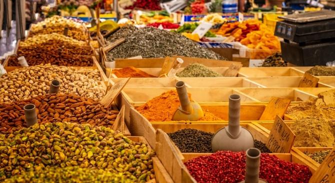 БАБХ установи високо съдържание на олово в куркума от Индия