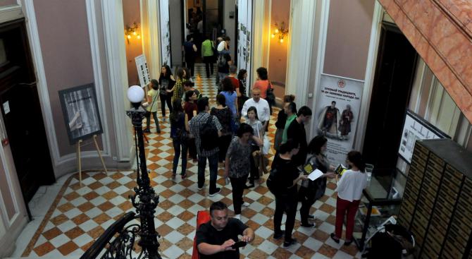 Повече от 50 галерии и музеи ще участват в Европейската