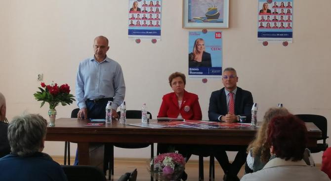 """""""Необходимо е ЕС и България отнова да станат социални"""".Това заяви"""