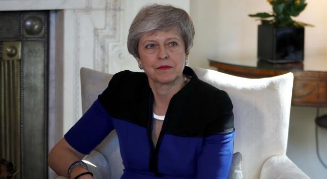 Британският премиер Тереза Мей заявява, че преди да напусне поста