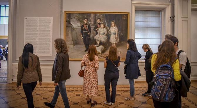 За петнадесета поредна година София отбеляза Европейската нощ на музеите.