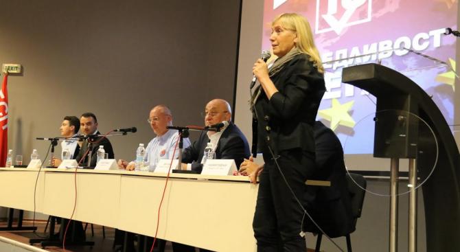 Елена Йончева: Всяко българско дете заслужава достъп до качествено образование