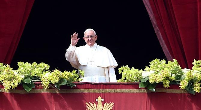 Папа Франциск се обърна с призив към журналистите да се