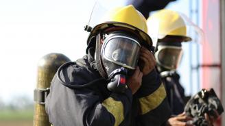 30-годишен мъж пострада при пожар в предприятие за преработка на патешка мас