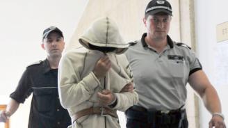 Теньо, който преби до смърт приятелката си Ивета, обжалва 25-годишната си присъда
